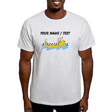Custom Rubber Duck Family T-Shirt