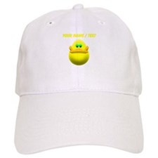 Custom Rubber Duck Baseball Baseball Cap