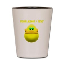 Custom Rubber Duck Shot Glass
