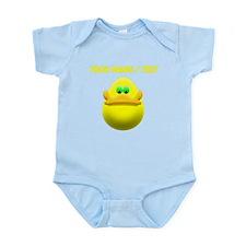 Custom Rubber Duck Body Suit