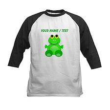 Custom Baby Frog Baseball Jersey