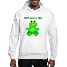 Custom Baby Frog Hoodie