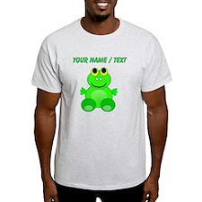 Custom Baby Frog T-Shirt