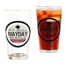 mayday_stonewashed_cap1 Drinking Glass