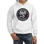 French Anti Crime Brigade Hooded Sweatshirt