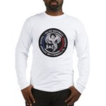 French Anti Crime Brigade Long Sleeve T-Shirt