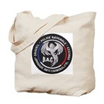 French Anti Crime Brigade Tote Bag