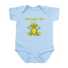 Custom Cartoon Frog Body Suit