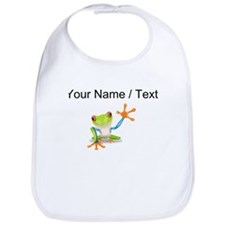 Custom Tree Frog Bib