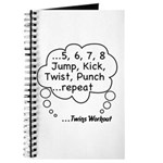 The Twins Workout Journal