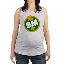 Best Man - BM Dupree Maternity Tank Top