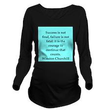 23.png Long Sleeve Maternity T-Shirt