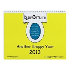 Another Krappy Year: 2013 Wall Calendar