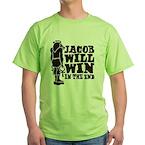 jacobstatue Green T-Shirt