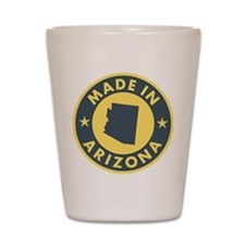 Made-In-ARIZONA Shot Glass