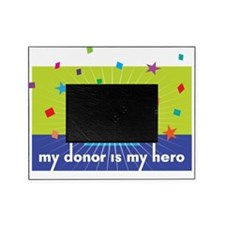 donor hero Picture Frame