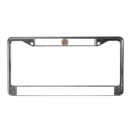 Montana Highway Patrol License Plate Frame