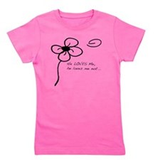 Forget-Me-Not Girl's Tee