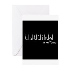 Tatting - My Anti-Drug Greeting Cards (Package of