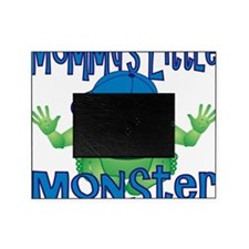 Boy Mommys Little Monster Picture Frame