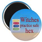 Safe Hex Magnet