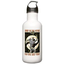 philperkins_robo_launc Water Bottle