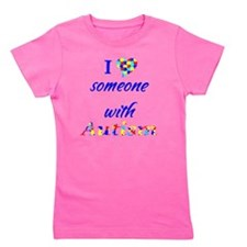 2-someoneautism Girl's Tee
