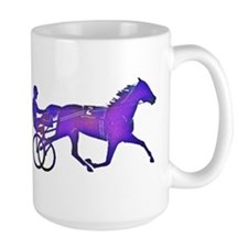 """Purple Trotter"" Mugs"