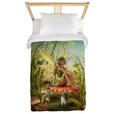 Indian Summer Fairy Twin Duvet Cover