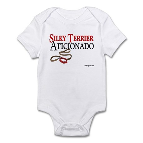 Silky Terrier Aficionado Infant Bodysuit