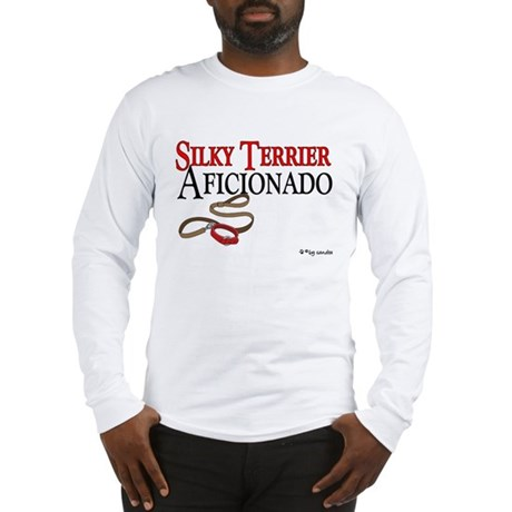 Silky Terrier Aficionado Long Sleeve T-Shirt