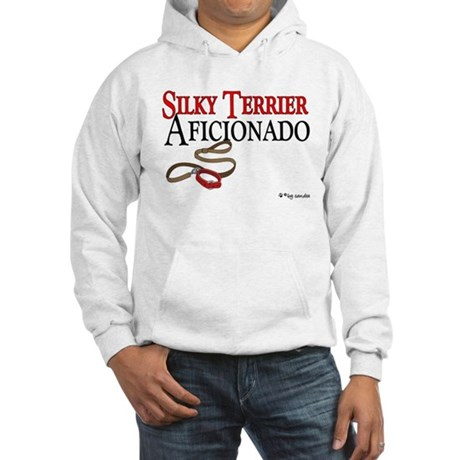 Silky Terrier Aficionado Hooded Sweatshirt