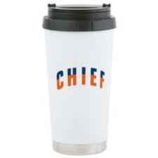 CHIEF Ceramic Travel Mug