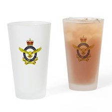 Australian Air Force Drinking Glass