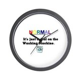 Normal Anybody?? Wall Clock