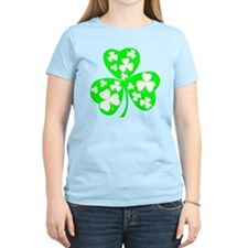 irish clover5 T-Shirt