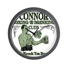 oconnors club Wall Clock