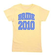 bride2010warped2 Girl's Tee
