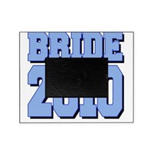 bride2010shadowedblue Picture Frame
