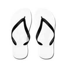 marching band mafia dark Flip Flops