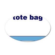 Generic-Tote-Bag Wall Decal