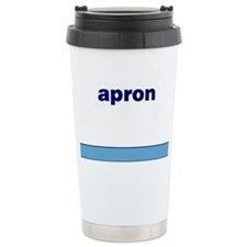 Generic-Apron Travel Mug