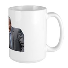 Bush - Do you Miss Me Yet? (oval) Mug