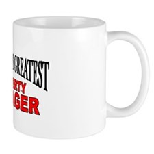 """The World's Greatest Property Manager"" Mug"