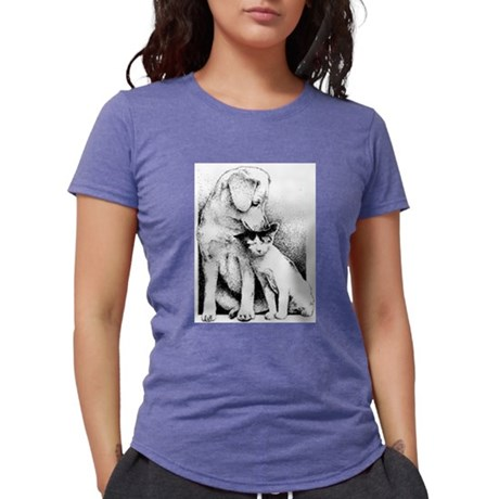 Old English Sheepdog Aficionado Women's Raglan Hoo