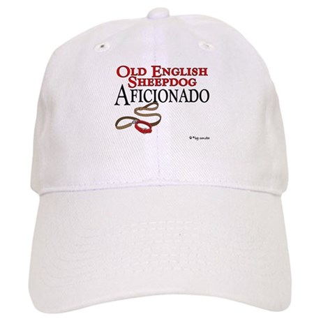 Old English Sheepdog Aficionado Cap