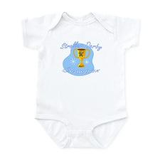 Stroller Champion (Boys) Infant Bodysuit