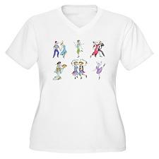 Shirts-Dark-Danci T-Shirt