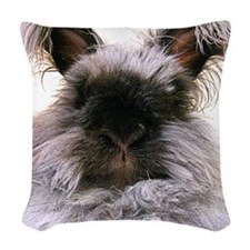 11x17_printfats Woven Throw Pillow