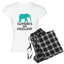 Elephants are Excellent Pajamas